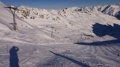 Skiing (piotr_szymanek) Tags: winter snow ski soelden slope mountains blue sky 1k 5k 10k 20f
