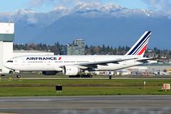 CYVR - Air France B777-200 F-GSPQ (CKwok Photography) Tags: yvr cyvr airfrance b777 fgspq