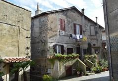 BRACCIANO (ROMA-LAZIO) (DAGM4) Tags: italia lazio 2018 travelguide travel provinciaderoma pueblo bracciano brassiano casa home