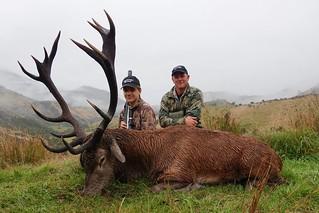 New Zealand Free Range Hunting - Marlborough 43