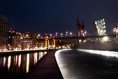 Bilbao (David Mendez Gomez) Tags: bilbao paisvasco guggenheim nikon visit light holiday