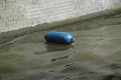 DSC_4103 (guyfogwill) Tags: guyfogwill guy fogwill bouée buoyant 2010 april amsterdam buoys canal holiday thenetherlands dutch holland