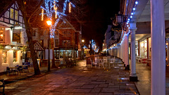 Tunbridge Wells The Pantiles (tsbl2000) Tags: nikond810 nikon2870mmf28d tunbridgewells nightscape thepantiles