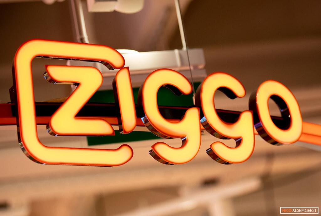Vodafone Ziggo Connections