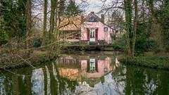 Comme j'aime !!! (musette thierry) Tags: maison architecture rose reflets musette thierry bâtiment nikon d800 24300mm