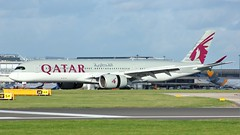 A7-ALA (AnDyMHoLdEn) Tags: qatar a350 oneworld egcc airport manchester manchesterairport 23r