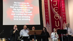 Worship Service with Pastor Don Beachy (1-13-2019) - 20 (nomad7674) Tags: 2019 20190113 january beacon hill evangelical free church monroect monroe ct conneciticut worship service efca video movie media musical music sing singer singers song musicians praise