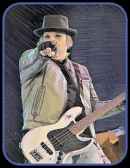 Gary Dilger (garyengland8) Tags: blue string theory classic rock band music las vegas nevada fremont street experience