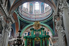Vilnius: Orthodox Church of the Holy Spirit (zug55) Tags: vilnius lithuania litauen vilna wilna wilno baltic baltics lietuva lietuvosrespublika unesco unescoworldheritagesite worldheritagesite worldheritage welterbe weltkulturerbe orthodoxchurchoftheholyspirit churchoftheholyspirit church kirche orthodoxeheiliggeistkirche heiliggeistkirche orthodox russianorthodox johannchristophglaubitz baroque barock rococo rokoko vilnianbaroque januarykristofglaubic