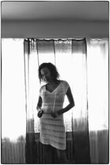 SHOAYA & AEON VON ZARK (AEON VON ZARK) Tags: arts aeonvonzark photographie photography photo photographe project personnes portrait photographer provocative people posing intimist intense indoor intimacy bienne city liberty lights girl life shooting suisse summer sexy sensual skinny sun hair beauty bw black monochrome model mode crazy zark noiretblanc natural