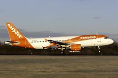 easyJet A320 G-EZTZ at Manchester Airport MAN/EGCC (dan89876) Tags: easyjet airbus a320 geztz manchester international airport 05r man egcc