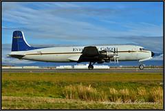 N151 Everts Air Cargo (Bob Garrard) Tags: n151 everts air cargo douglas dc6b freighter anc panc