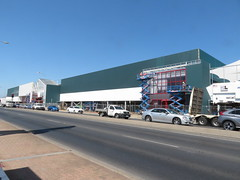 Bunnings Edwardstown nearing completion (RS 1990) Tags: bunnings warehouse edwardstown southrd construction nearingcompletion adelaide australia southaustralia thursday 7th february 2019