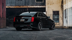 CADILLAC CTS-V 6 (Arlen Liverman) Tags: exotic maryland automotivephotographer automotivephotography aml amlphotographscom car vehicle sports sony a7 a7iii ctsv cts cadillac urban alley