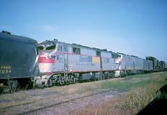 CB&Q E7 9922B (Chuck Zeiler52) Tags: cbq e7 9922b burlington railroad emd locomotive eola train chuckzeiler chz wreck