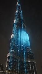 Burj Khalifa Sound & Light Show (Ankur P) Tags: dubai uae arab emirates newdubai gulf gcc burjkhalifa soundlight dubaimall unitedarabemirates
