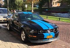 2007 Ford Mustang 4.0 V6 (rvandermaar) Tags: 2007 ford mustang 38 v6 fordmustang 85xrsz sidecode6