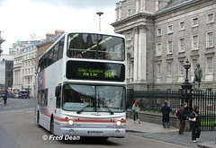 Dublin Bus AV321 (03D20231). (Fred Dean Jnr) Tags: april2005 dublin dublinbus busathacliath cityswift volvo b7tl alexander alx400 collegegreendublin dbrook dublinbusroute46a av321 03d20231
