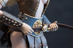 Pirate Arhian Photo Review (edwicks_toybox) Tags: 16scale arhcomix tbleague arhian dagger executivereplicas femaleactionfigure phicen pirate piratearhian seamlessbody sword swordsandsandals