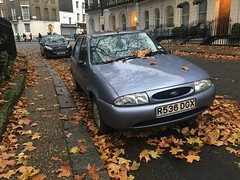 Ford Fiesta 1.25 Flight (VAGDave) Tags: ford fiesta 125 flight mk4 1997