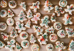 X-Mas cookies! (corineouellet) Tags: iphonography iphone yumyum tasty yummy love cooking foodie food homemade christmascookies christmas xmax biscuits cookie cookies cook