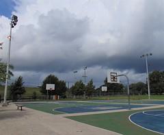 mander basketball court (Philadelphia Parks & Recreation) Tags: mander