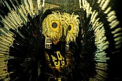 OWL (Mau Silerio) Tags: prehispanic tradition traditional tribal tribe chiapas dance dancer dancing danza owl bird portrait feathers wings sony alpha costume mayan model modelling models modellling posing fashion