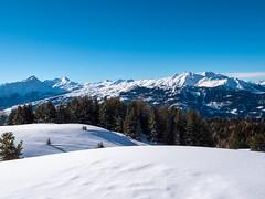 Winterwonderland (oonaolivia) Tags: pizbeverin heinzerberg surselva graubünden grisons schweiz switzerland winter snow berge mountains landschaft landscape nature hiking walking