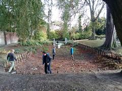 Vijver oude pastorijtuin Bazel (regionaal landschap Schelde-Durme) Tags: landschap rlsd herstel gestroomlijndlandschap kruibeke bazel pov