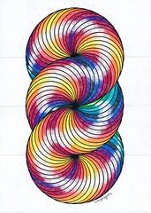 20181026_0001 (regolo54) Tags: toroid torso torus geometry symmetry handmade regolo54 circle disk