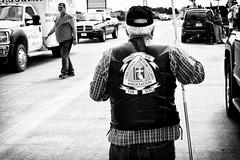 XPR24610-Edit.jpg (alhawley) Tags: streetphotography americana usa bw photojournalism candid biker street monochrome patriotguard blackandwhite fujinonxf35mmf2rwr fujifilmxpro2 socialdocumentary everytownusa american