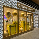 Kendra Scott Christmas Window Brickell City Centre thumbnail