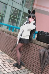 IMG_0565 (陳鴻逸) Tags: cwt50 台灣大學 台大 體育館 台北 2018 1209 cosplay
