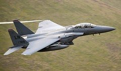 SNOWDONIA (Dafydd RJ Phillips) Tags: ln309 strike eagle mach loop low level aviation fast jet military lakenheath afb usa usaf
