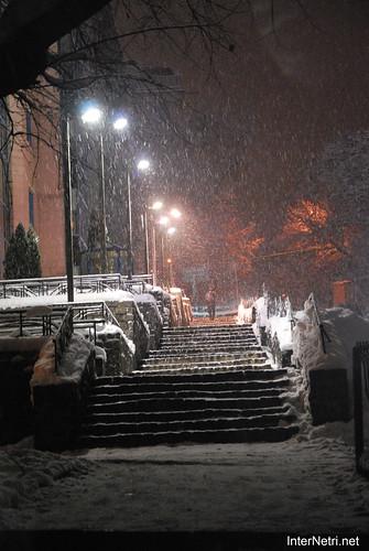 Засніжений зимовий Київ 373 InterNetri.Net Ukraine