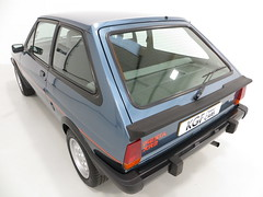 1983 Ford Fiesta Mk1 XR2 (KGF Classic Cars) Tags: kgfclassiccars ford fiesta xr2 supersport ghia l mk1 mk2 mk3 carsforsale oldskoolford oldskool s escort capri crossflow ohv retro retroford pepperpot hella fwd xr2i