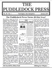 2019-PuddledockPress-p01v40n01 (puddledockpress) Tags: 2019 number01 volume40 january vintage edition farmington issues news nhnewspaper puddledockpress scribd farmingtonnh newspaper frontpage