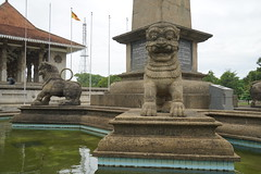 """스리랑카 독립광장, Independence Memorial Hall, Colombo (ott1004) Tags: srilanka galle """"강가라마야사원"""" gangaramaya """"스리랑카독립광장관광"""" """"independencememorialhall"""" 콜롬보 스리랑카 세계각국의부처상"""