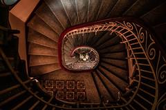 Stairs (koskaram) Tags: thessaloniki θεσσαλονίκη macedonia μακεδονία ενοχέσ stairs stairwell
