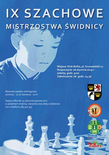 IX Szachowe Mistrzostwa Świdnicy