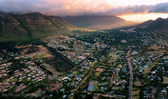 Hout Bay Valley View (Panorama Paul) Tags: paulbruinsphotography wwwpaulbruinscoza southafrica westerncape houtbay aerialphoto constantianeck sunbeam sunrise nikond800 nikkorlenses nikfilters