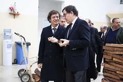 Rui Rio em visita à M. A. Silva-Cortiças