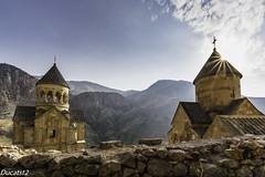Monastère de Noravank (ducatst2) Tags: armenia noravank noravankmonastery pentax k3 sigma1020 monument eglise monastery monastère sacré arménie2018 unesco vayotsdzor landscape outside lr ngc twop