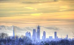 Land of Make Believe (ArtGordon1) Tags: ethereal london england uk winter sunset february 2019 davegordon davidgordon daveartgordon davidagordon daveagordon artgordon1 clouds city cityoflondon thesquaremile