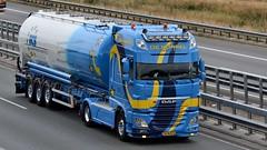 NL - De Korrel Beheer DAF XF 106 SSC (BonsaiTruck) Tags: korrel beheer ecs daf lag lkw lastwagen lastzug silozug truck trucks lorry lorries camion caminhoes silo bulk citerne powdertank