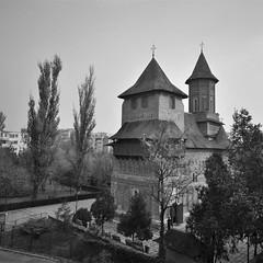 Precista fortified church - Galati