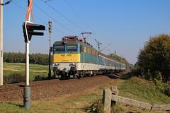 431-002 (Péter Vida) Tags: máv v43 railroad