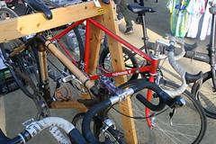 CYCLO JUMBLE'S BIKE (jun.skywalker (enishi hand made cyclecap)) Tags: bike bicycle roadbike minivelo シクロジャンブル シクロジャンブル2018秋 osaka japan cyclojumble cyclo randonneur randonneuse