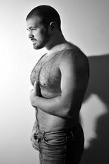 Mike (Violentz) Tags: male guy man portrait body physique patricklentzphotography
