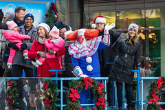 McDonald's Thanksgiving Parade 2017 (spierson82) Tags: mcdonald'sthanksgivingparade wgntelevision clown thanksgivingparade wgn thanksgiving chicago'sveryown statestreet bozo chicago parade illinois unitedstates us